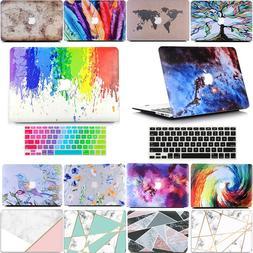 2in1 Matt Hard Protective Case + Keyboard Cover Skin for Mac