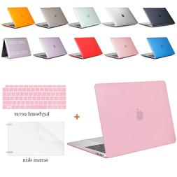 for Macbook Air 13 inch Hard Cover Case 2016-2019 +Keyboard