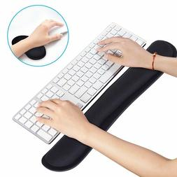 Keyboard Wrist Rest Pad and Mouse Gel Wrist Rest Support Cus