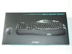 LOGITECH MK570 Comfort WIRELESS Combo Mouse, Keyboard!!