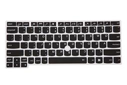Leze - Ultra Thin Keyboard Skin Cover for ThinkPad X230S,X24