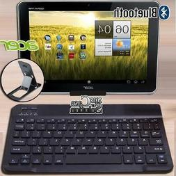 """For Acer Iconia 10.1"""" Tablet Slim Wireless Bluetooth Keyboar"""