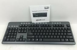 ADESSO Multimedia USB Keyboard with 2-Port USB Hub AKB-131HB