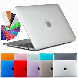 For Apple Macbook Air 13'' A1932 2018 Rubberized Laptop Case
