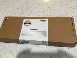 AmazonBasics Bluetooth Keyboard-Slim Black