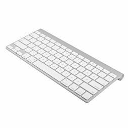Bluetooth Anodized Aluminum Keyboard - MC184LL/AApple Wirele