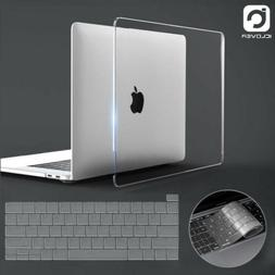 "Clear Crystal Full Body Case For Macbook Pro 13"" 2020 A2338"