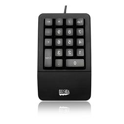 Adesso East Touch Waterproof Ergo Keyboard - Cable Connectiv