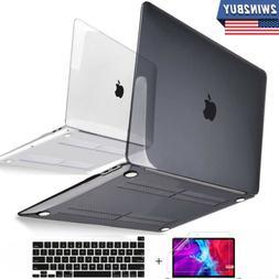 Fr Macbook Pro 13 Inch Hard Case+Keyboard Cover+Laptop Sleev
