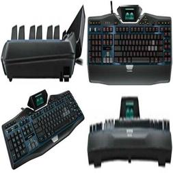 Logitech G19s Gaming Keyboard with Color Game Panel Screen 9