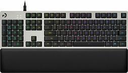 Logitech G513 Carbon RGB Mechanical Gaming Keyboard, Romer-G