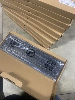 Genuine  0G4D2W NEW DELL Slim Quiet Keyboard USB KB216-BK-US