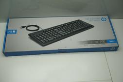 HP Keyboard 100 | Black | 2UN30AA#ABL