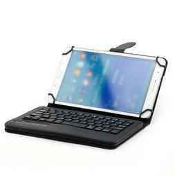 eTopxizu Keyboard Case for 7-8 Inch Universal Tablet,2-in-1