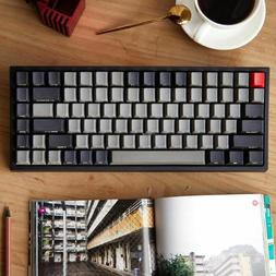 Keyboard Cherry Switch Brown PBT Keycap Compact Detachable C