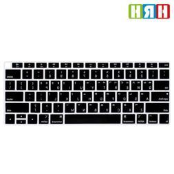 "Korean Silicone Keyboard Skin For MacBook Air 13""Newest 2018"