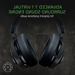 Razer Kraken 7.1 V2: 7.1 Surround Sound - Retractable Noise-