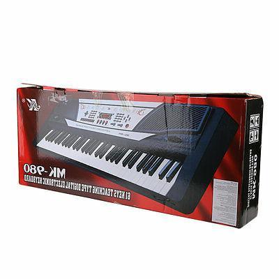 61 Electric Organ Digital Personal Music Beginner