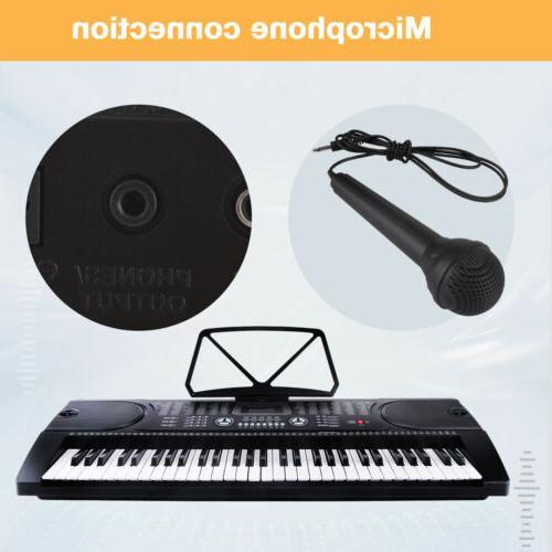 61 Keyboard Piano