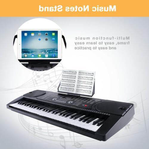 61 Music Electronic Keyboard Digital Organ