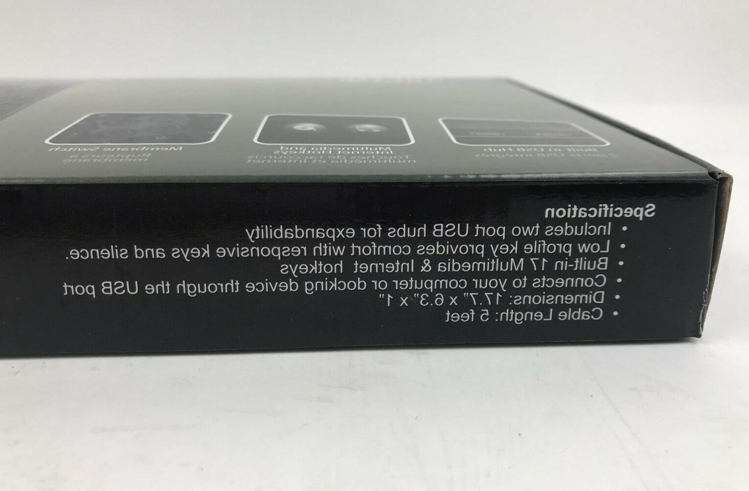 ADESSO Multimedia with AKB-131HB