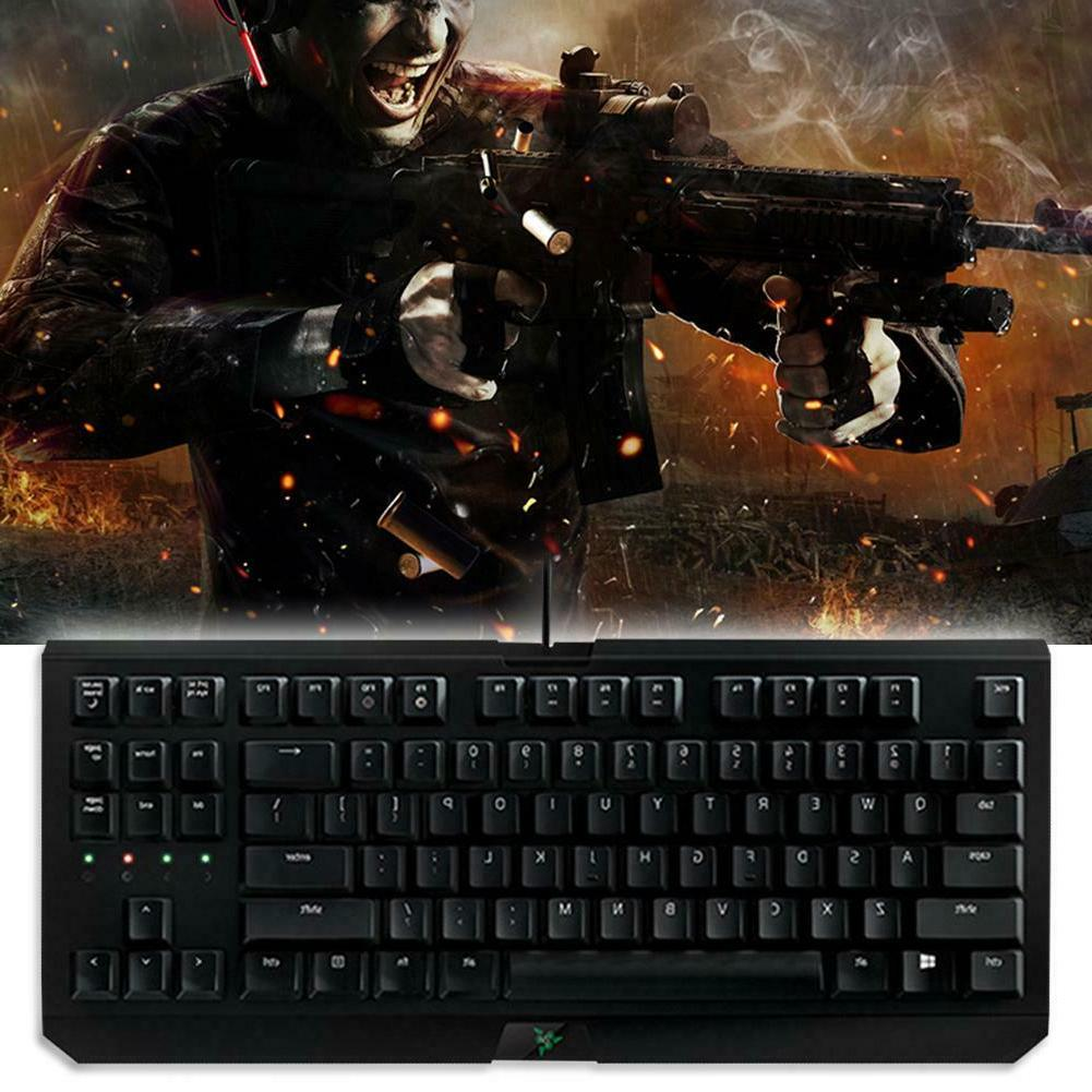Razer Blackwidow X 87Key USB Wired Mechanical Gaming E-Sport