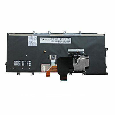 GinTai Keyboard with Replacement for IBM Thinkpad X230S X240