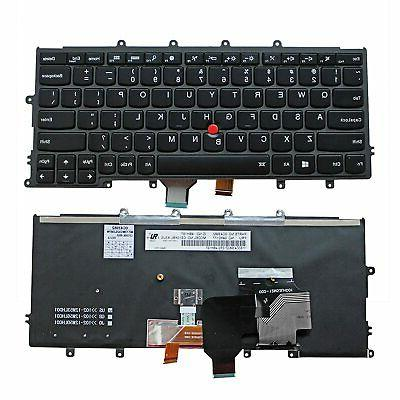 keyboard with backlit replacement for lenovo ibm