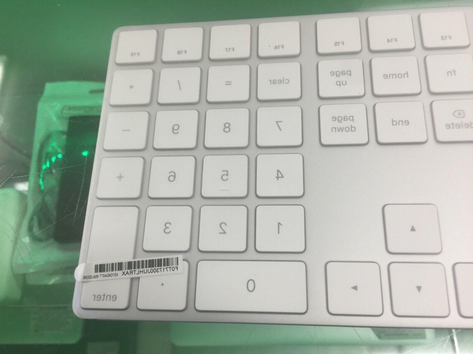 Apple Numeric Keypad Silver Wireless A1843