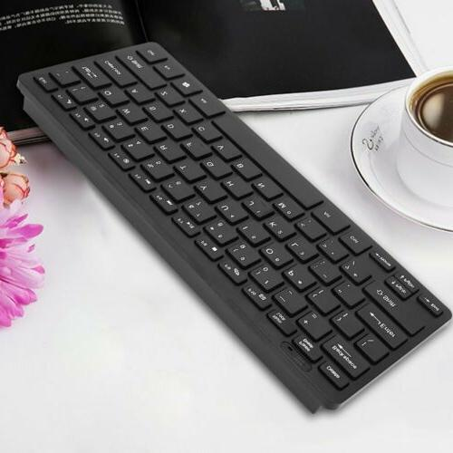 Mini 03 2.4G DPI Wireless Keyboard And Mouse Combo  for Desk