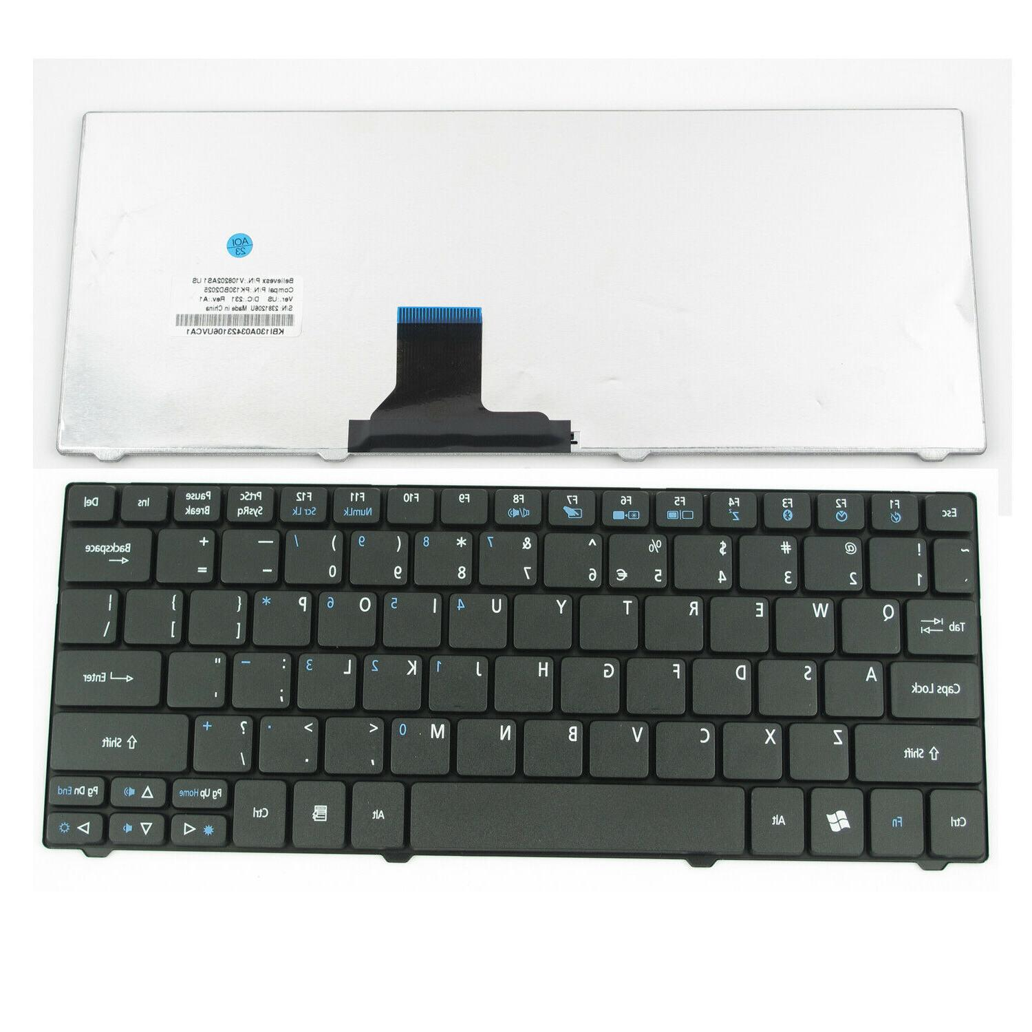 new us keyboard for aspire one 721
