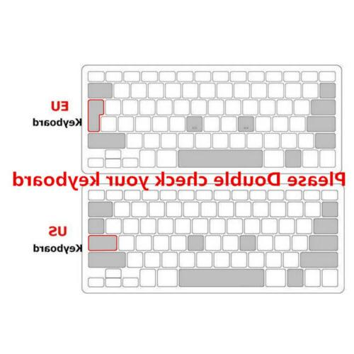 Sweet Keyboard Cover Silicone MacBook Air 15 17