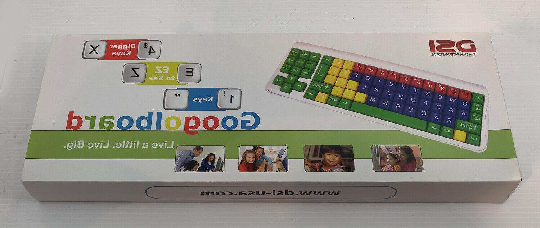 Keyboard Extra-Large Keys-NEW Box