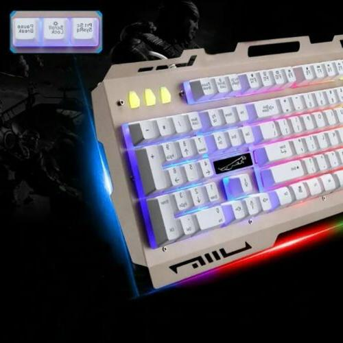 Pro Gaming Colorful LED & Computer Light