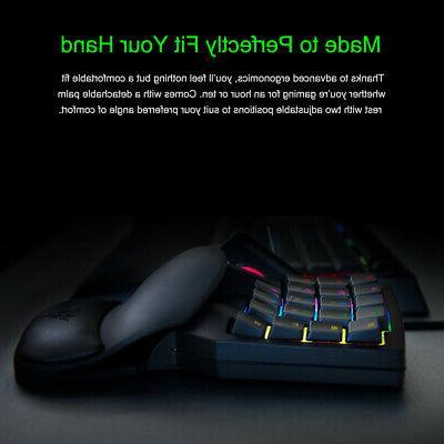 Razer One-Handed Keyboard Hand RGB Backlit 32 Keys H9F1