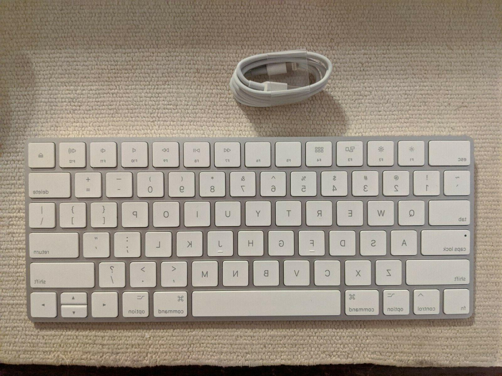 APPLE RECHARGEABLE MAGIC KEYBOARD CABLE