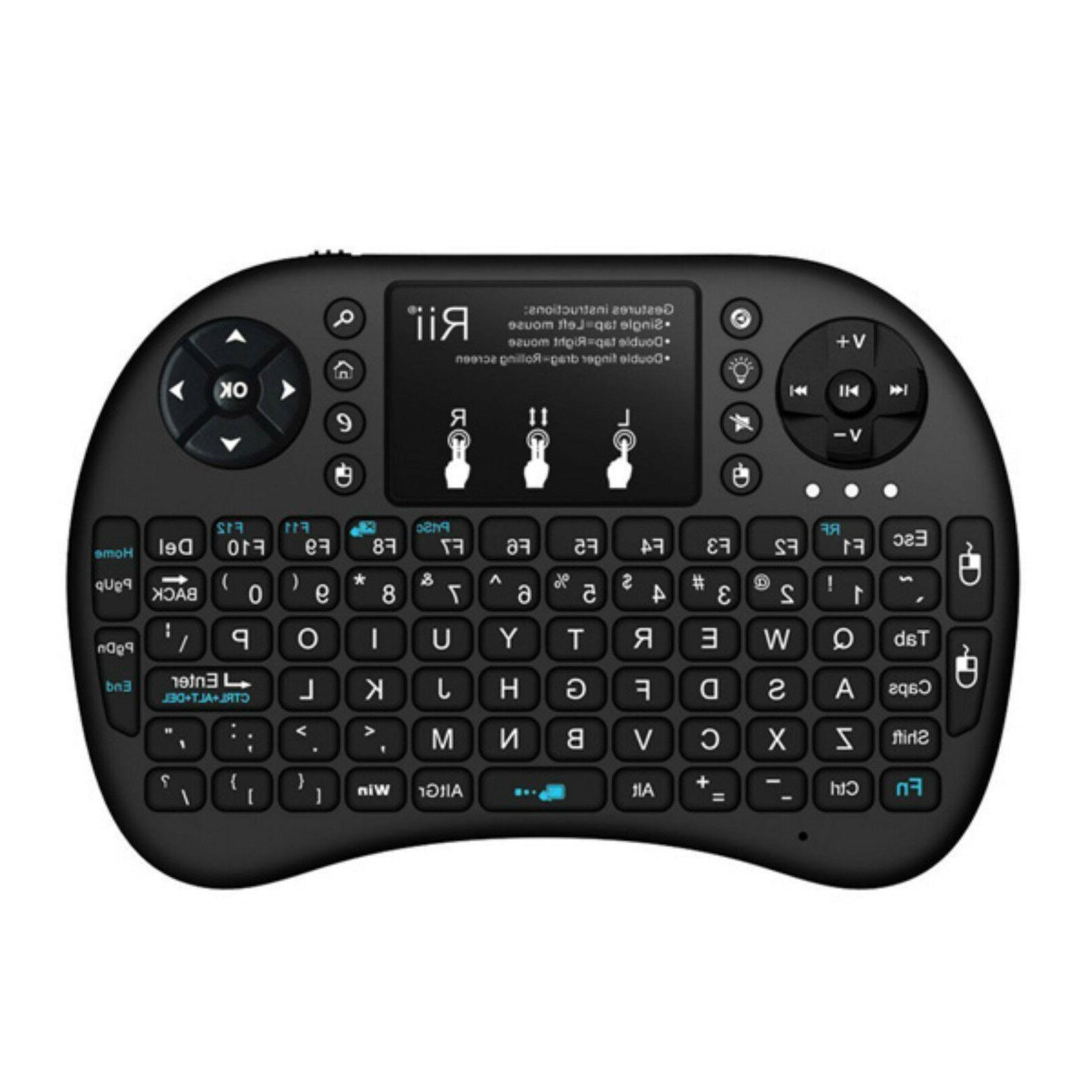 Original Rii Mini i8+ Keyboard Smart TV