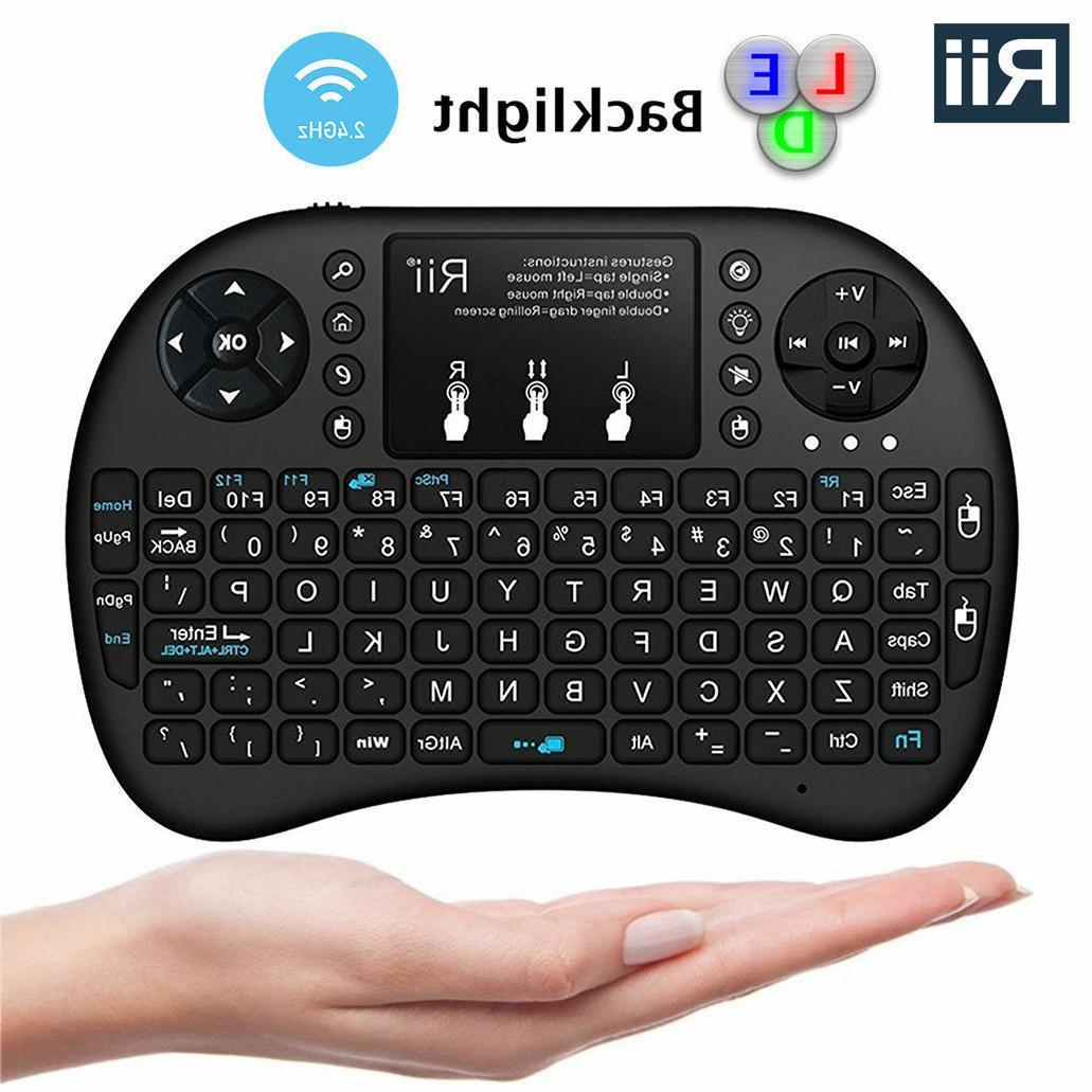 original backlight rii mini i8 wireless keyboard