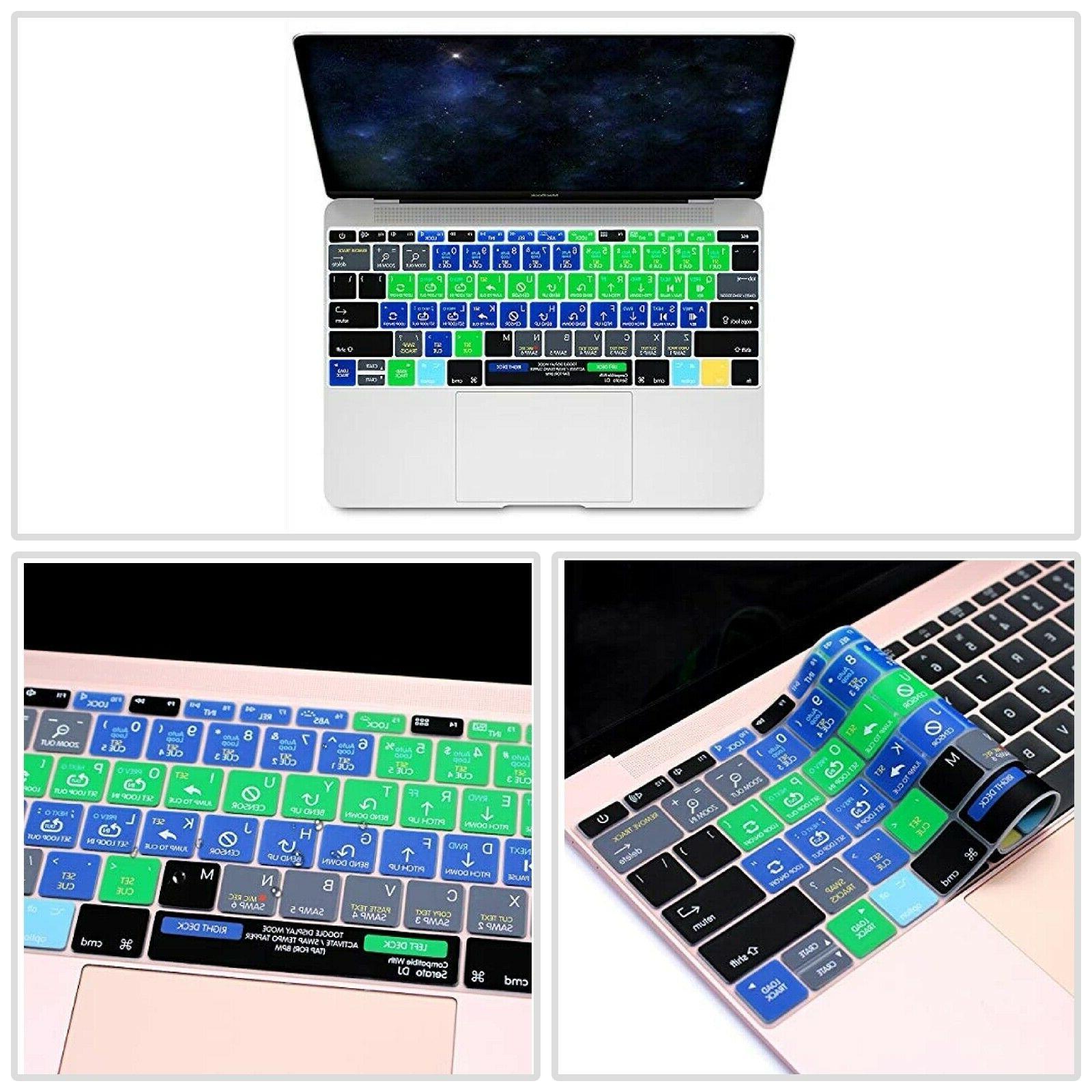 """Serato Hotkey MacBook 12"""""""