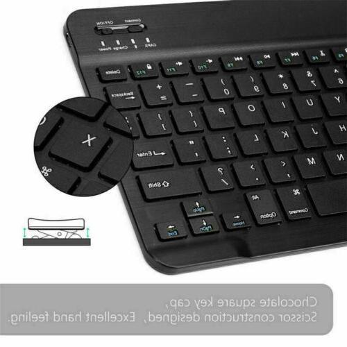 Universal Wireless Keyboard For Apple 7th 10.2 inch