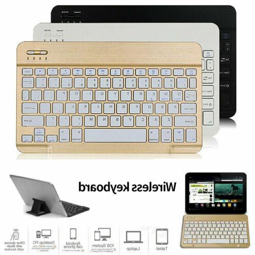 universal wireless keyboard for apple ipad 7th