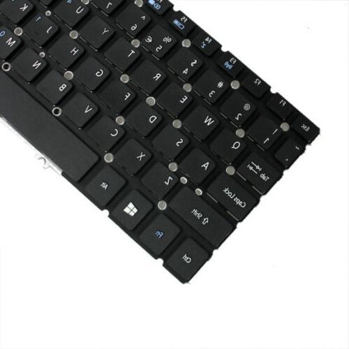 US Keyboard Aspire M5-481T M5-481PT-6414 M5-481PT-6665 M5-481TG-6888