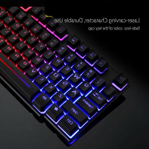 Gaming Rainbow Backlight For