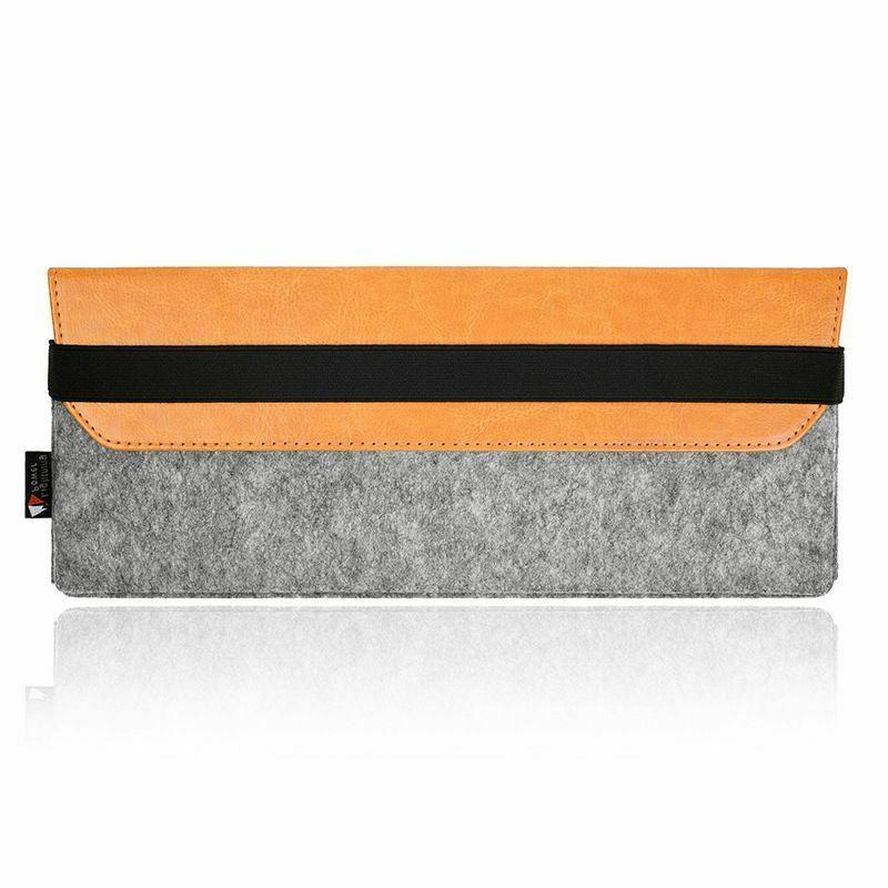New Waterproof Felt Keyboard Dust Cover Case Storage Bag App