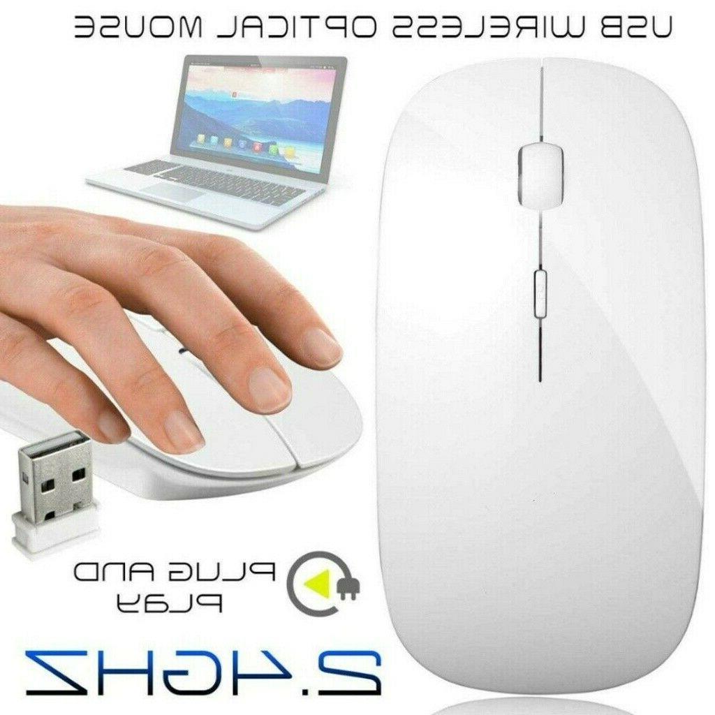 Wireless Keyboard Comb Cordless 2.4Ghz PC Desktop MAC