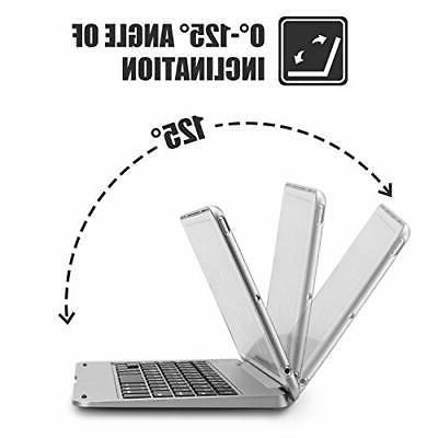 ONHI Wireless for iPad Mini / Mini 4 Keyboard Case Alloy