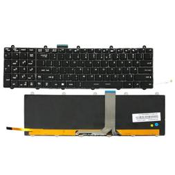 Backlit Keyboard MSI GE60 2PC 2PE 2PF 2PG 2QD 2QE GT60 MS-16