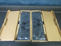Lot of 2 HP USB Slim Keyboard 803181-001 Win 8 US ~NEW~