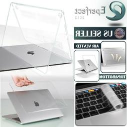 For MacBook Pro 13 15 Touch Bar Case Clear Shell Keyboard Co