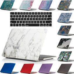 For MacBook Pro 13 inch Case & keyboard Cover 2019 2018 2017